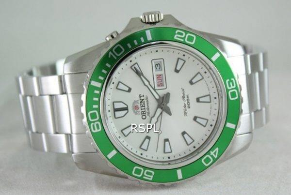 Orient Diver automatique de Mako EM75006W Mens Watch