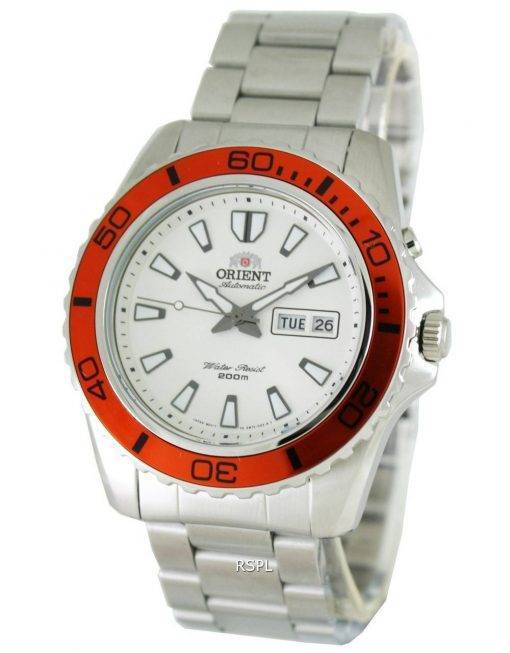 Orient Mako Diver Automatic EM75007W Mens Watch