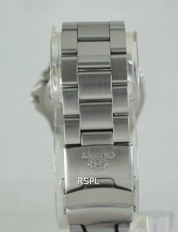 Orient Mako Diver Automatic EM75007W Mens Watch