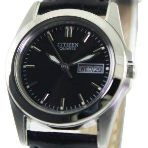 Montre Citizen Quartz Black Dial EQ0560-09E féminin