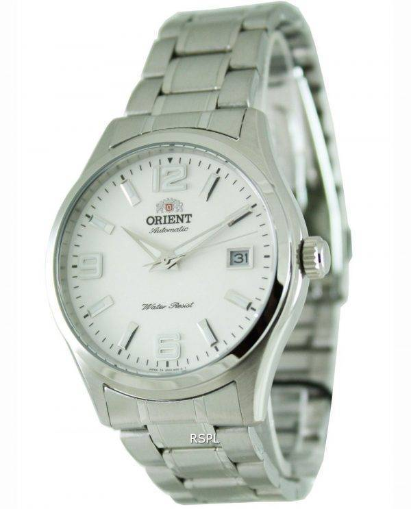 Orient Automatic White Dial Sports ER1X001W Mens Watch