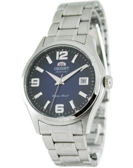 Orient automatique cadran bleu sport ER1X002D Mens Watch