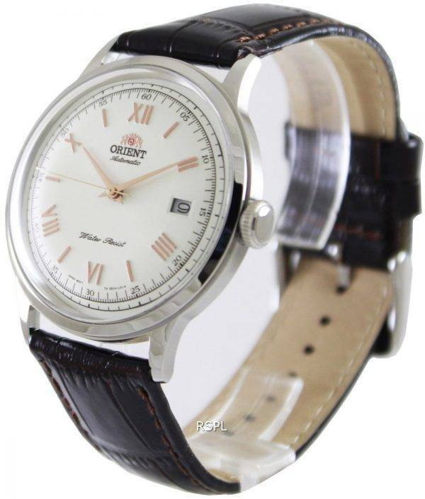 Orient Bambino Collection White Dial ER2400BW Mens Watch