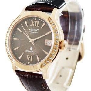 Orienter le saphir à la mode automatique Watch Crystal ER2E001T féminin