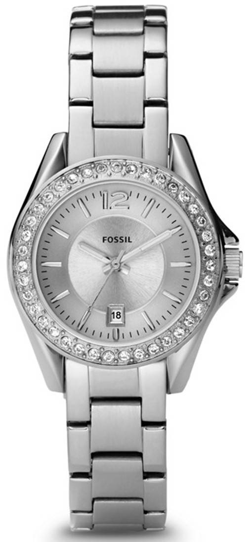 Fossil Riley Mini Crystals ES2879 Womens Watch