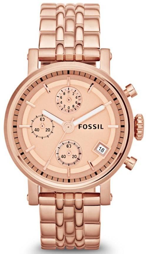 Fossil Original Boyfriend Chronograph ES3380 Womens Watch