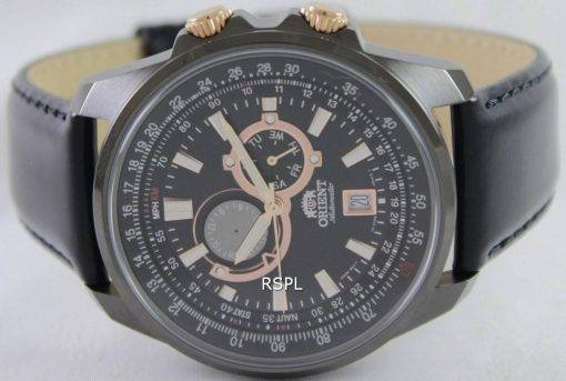Orient Sporty Automatic Multi Hand ET0Q002B Mens Watch