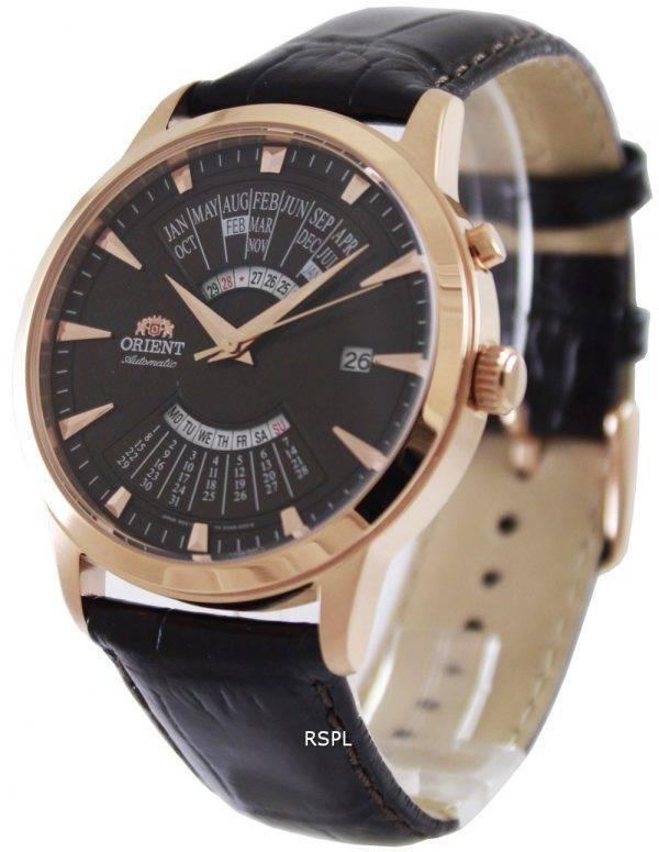 Orient Automatic Multi Year Calendar EU0A001T Mens Watch