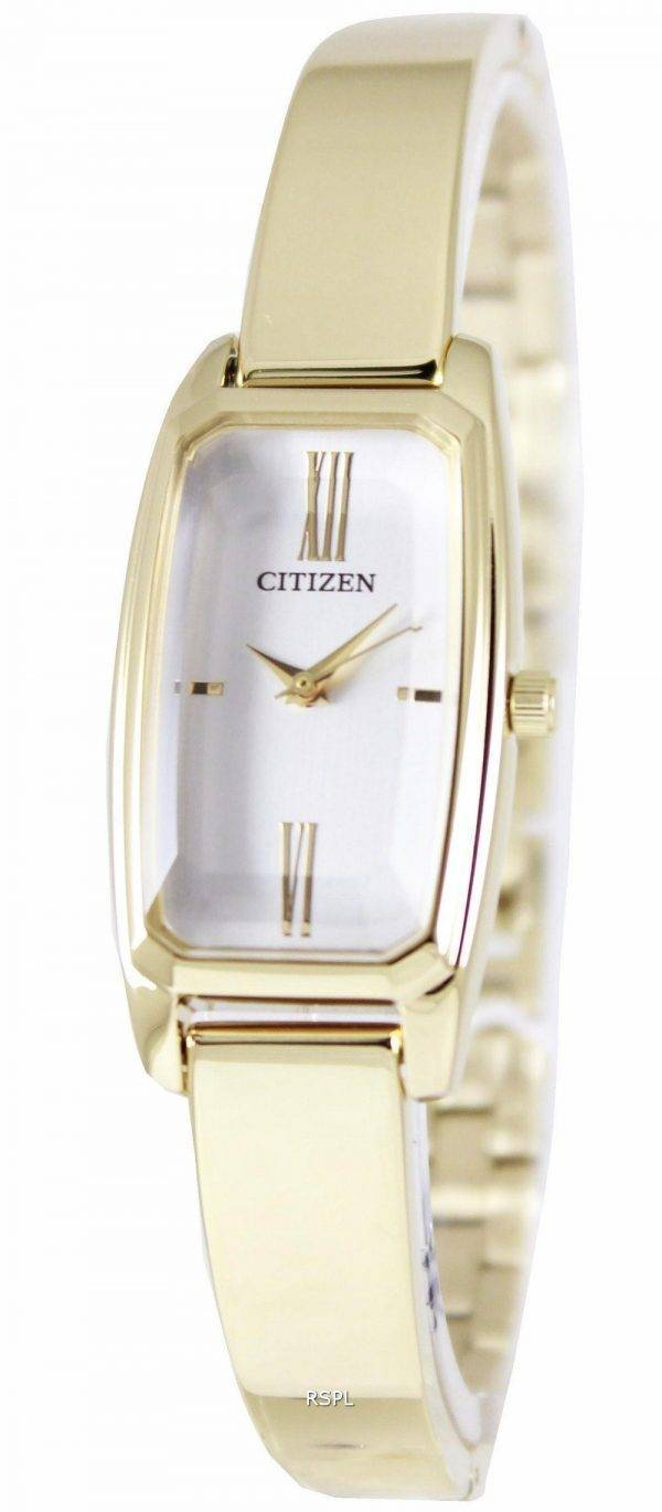 Citizen Analogue Quartz White Dial EX0312-58A Womens Watch