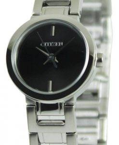 Montre Citizen Quartz Black Dial EX0330-56E féminin