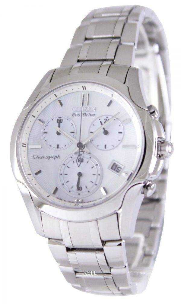 Citizen Eco-Drive FB1110 - 51D FB1110-7AV chronographe