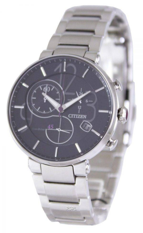 Citizen Eco-Drive Chronograph FB1200-51F Womens Watch