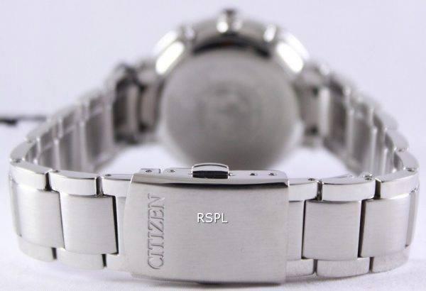 Citizen Eco-Drive Chronograph FB1200-51F Womens Watch