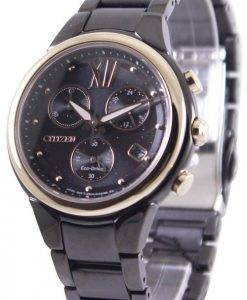 Montre Citizen Eco-Drive Chronograph FB1317-53E féminin