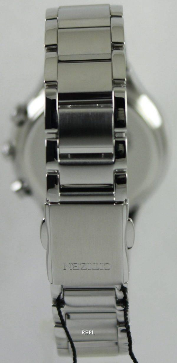 Montre Citizen Eco Drive Chronograph FB1321-56 a féminin