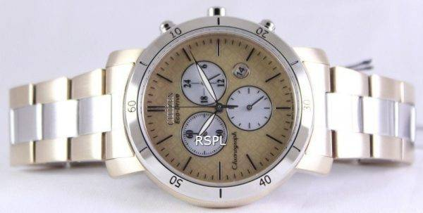 Montre Citizen Eco-Drive Chronograph FB1346-55Q féminin