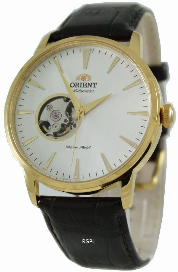 Orienter Semi automatique squelette FDB08003W Mens Watch