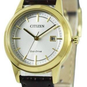 Montre Citizen Eco-Drive Date affichage FE1083-02 a féminin
