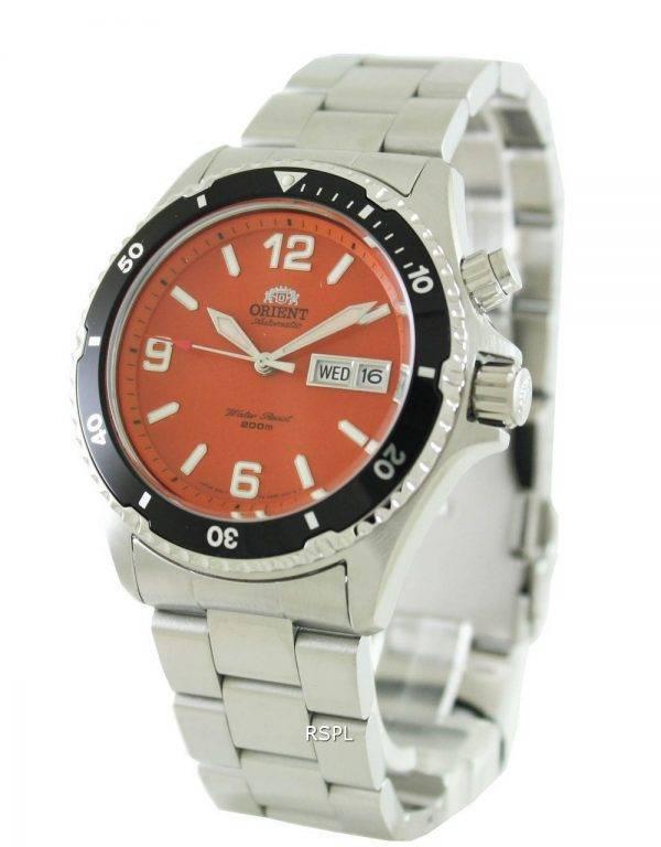 Orient Mako Automatic FEM65001MW EM65001M Mens Watch