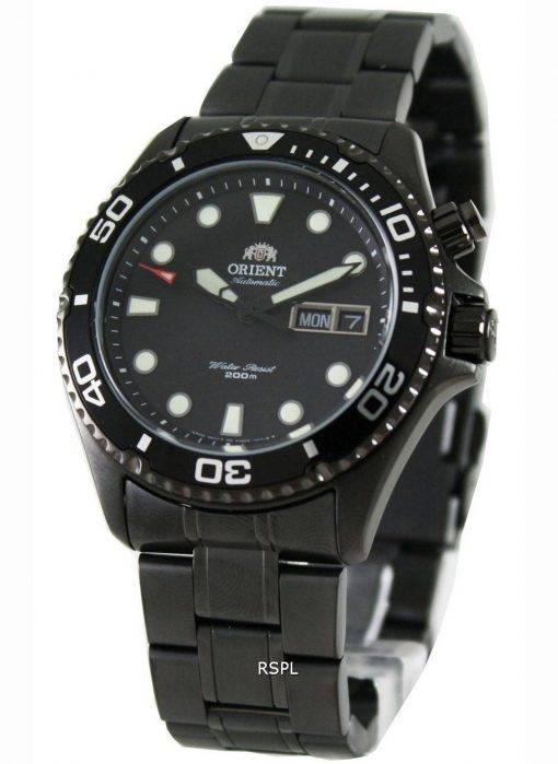 Orienter le plongeur FEM65007B9 Mens Watch