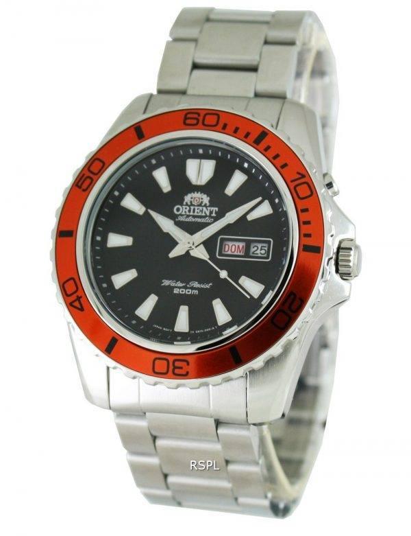 Orient Diver automatique de Mako EM75004B Mens Watch