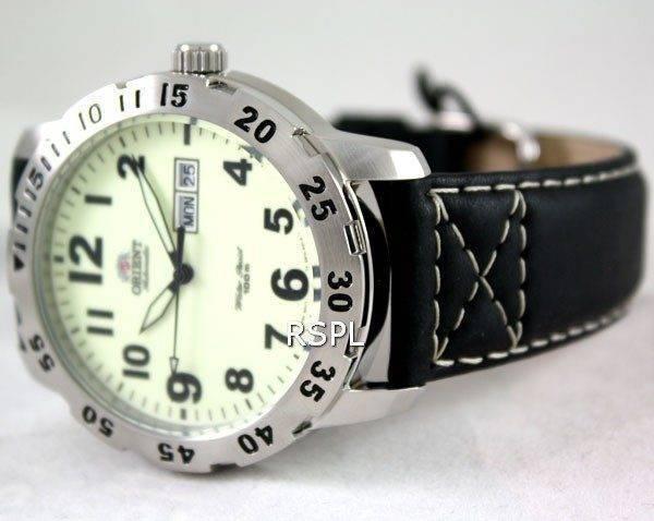 Orienter la FEM7A004R9 automatique Sport Mens Watch