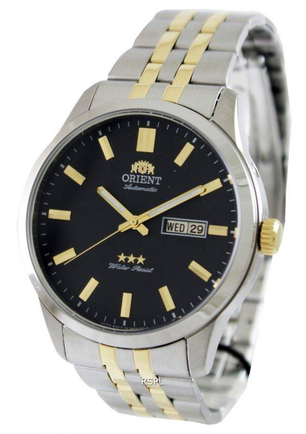 Orient Automatic Three Star FEM7P00CB Mens Watch