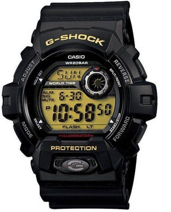 Casio G-Shock G-8900-1D de série G-8900-1 sport Mens Watch