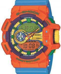 Casio G-Shock Analog-Digital Multi-Color 200 M GA-400-4 a montre homme