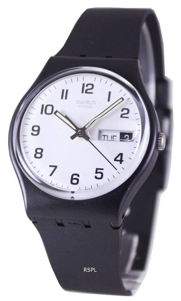 Swatch Originals Once Again Quartz Suisse GB743 unisexe