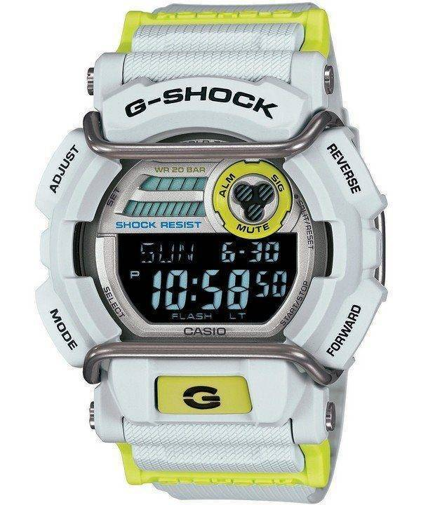 Casio G-Shock digimonde temps GD-400DN-8 montre homme
