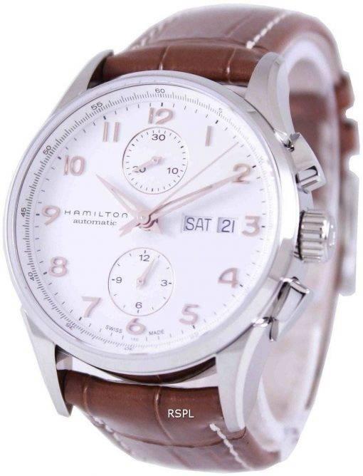 Hamilton Jazzmaster Maestro Automatic Chronograph H32576515 Mens Watch