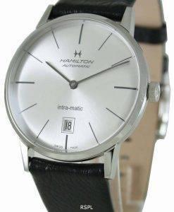 Hamilton Intra-Matic H38455751 automatique Mens Watch