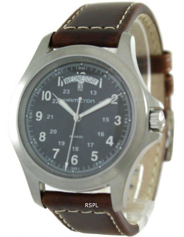 Hamilton Khaki H64451533 marine