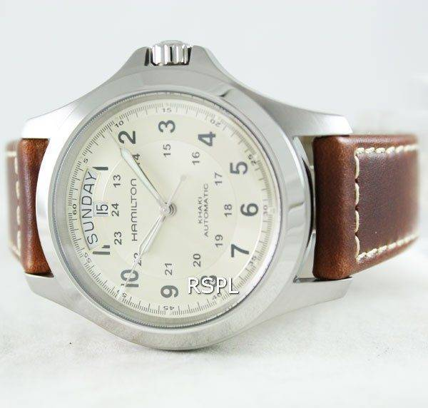 Hamilton Khaki King Automatic H64455523 Mens Watch