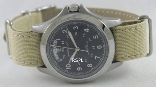 Hamilton Khaki King Automatic H64455933 Mens Watch