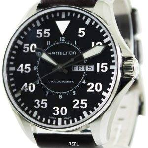 Montre Hamilton Khaki Aviation automatique H64715535 masculin