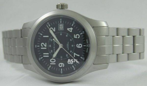 Hamilton Khaki Field Mechanical Officer H69519133 Mens Watch