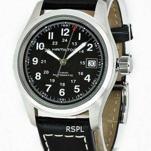 Montre Hamilton Khaki Field automatique H70455733 masculin