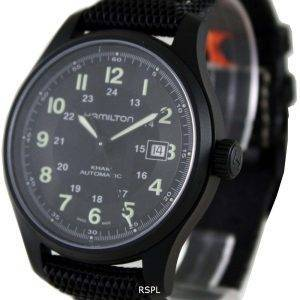 Hamilton Khaki Aviation titane H70575733