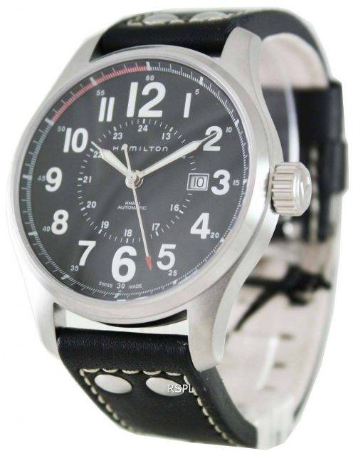 Hamilton Khaki agent série H70615733 Mens Watch