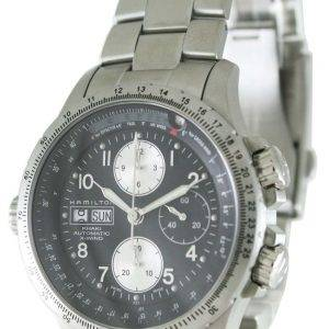 Hamilton Khaki X-Wind Automatic Chronograph H77616133 Mens Watch