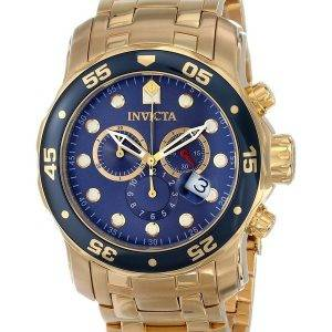 Invicta Pro Diver Chronograph 200M 0073 montre homme