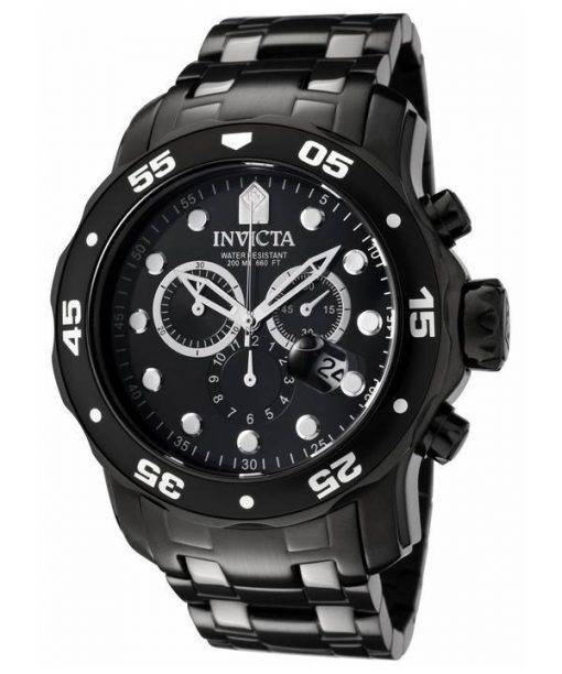 Invicta Pro Diver Chronograph 200M 0076 montre homme