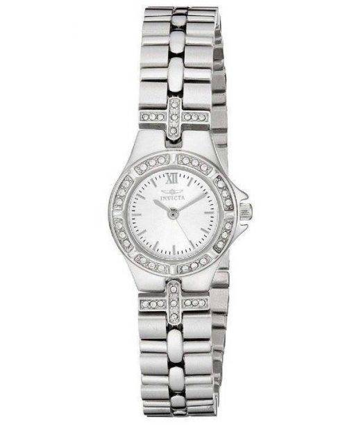 Invicta Wildflower Crystal Accented 0132 Womens Watch