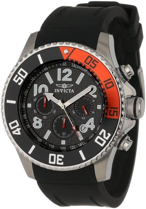 Invicta Pro Diver chronographe 100M 13727 montre homme