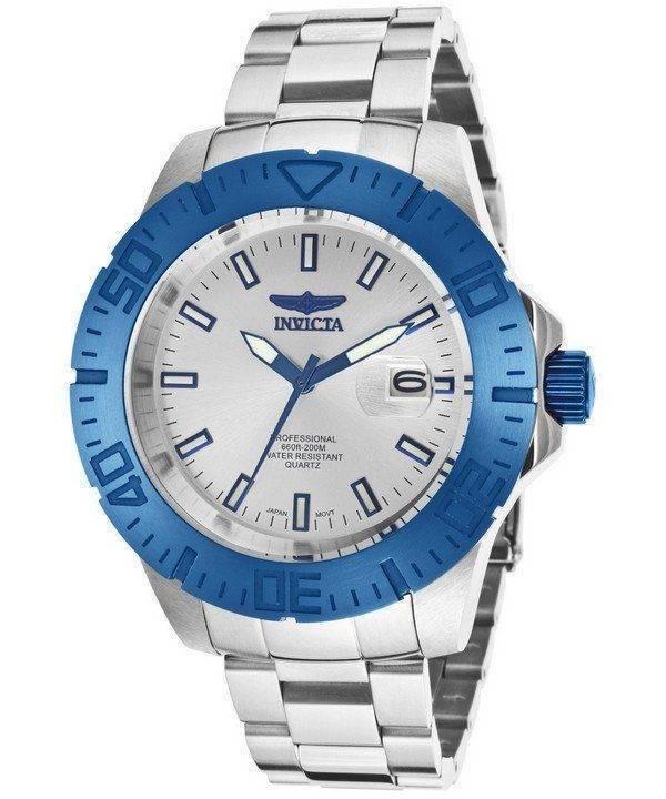 Montre Invicta Professional Diver Accent bleu INV14051/14051 masculine