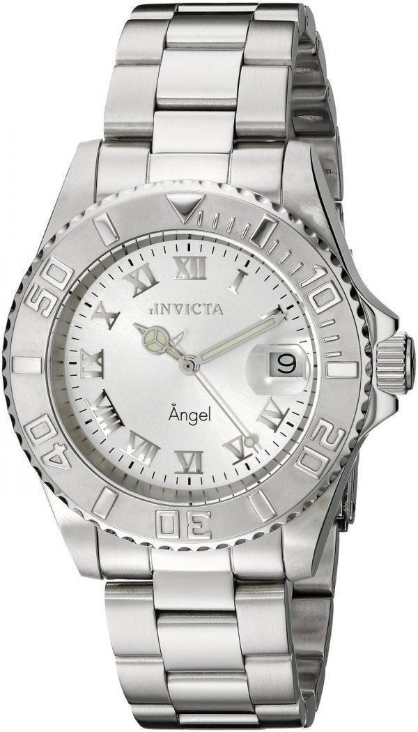 Montre Invicta ange couleur argent 200M 14320 féminin