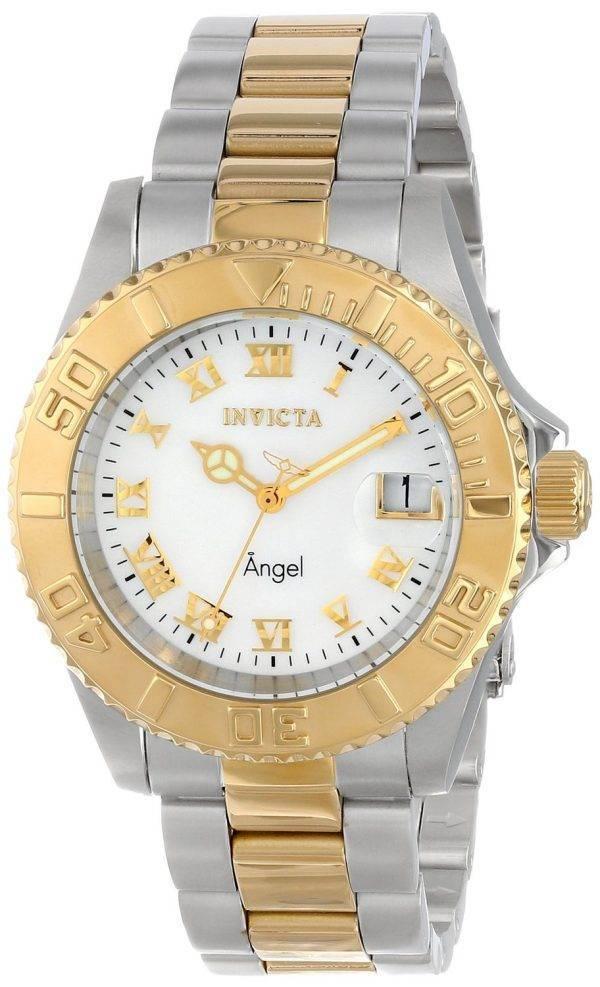 Montre Invicta ange deux ton 200M 14364 féminin