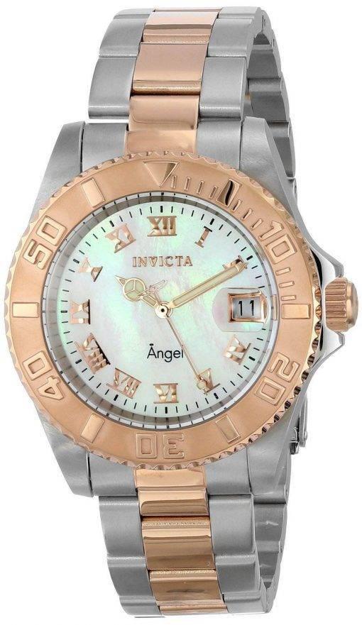 Montre Invicta ange deux ton 200M 14367 féminin